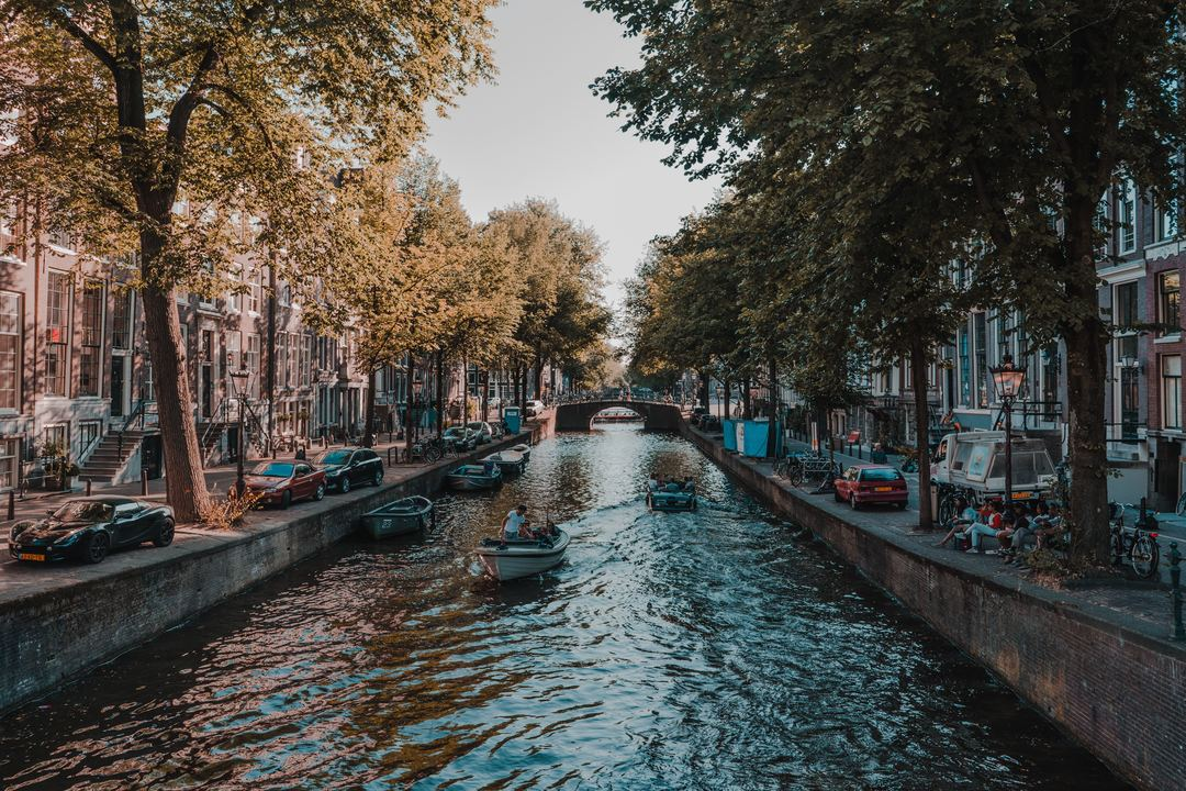 Amsterdam, Netherlands image 1 of 5